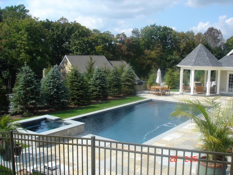 Alpha pools patio and garden llc home for Pool design by laly llc